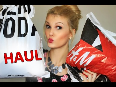 XXL FASHION HAUL | H&M, New Yorker, Vero Moda, Orsay