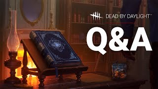 Dead by Daylight | Live Q&A