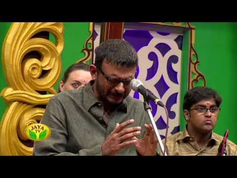 Margazhi Maha Utsavam TM Krishna - Episde 06 On Monday, 23/12/13