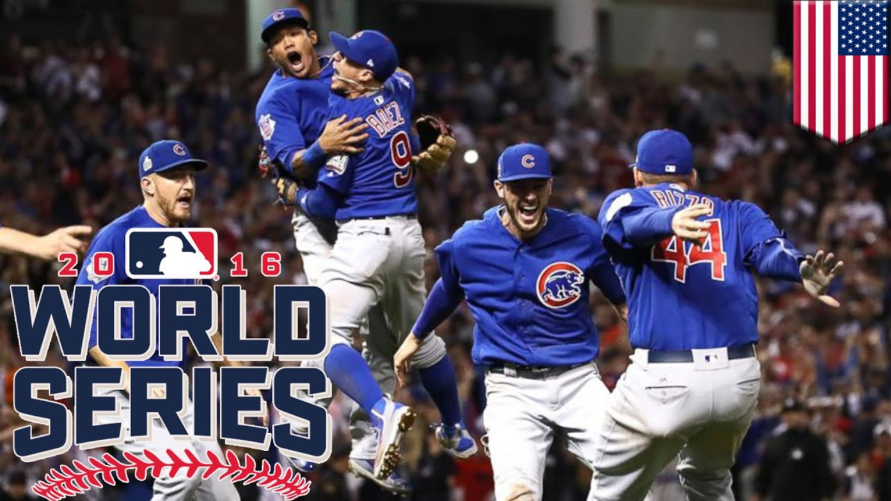 [Taiwanese News Animates The World Series Win] Video