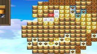 super mario bross wiiu desierto by chino - Super Mario Maker - No Commentary
