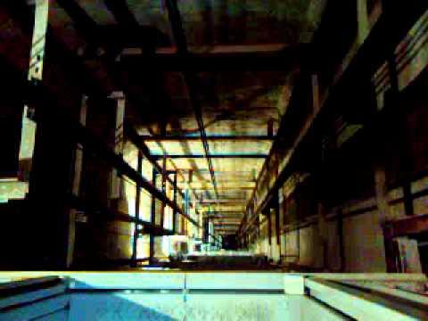 Могилевский лифт - монтаж на