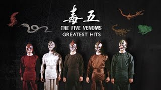 The Five Venoms - GREATEST HITS