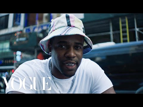 download song 24 Hours With A$AP Ferg in Harlem | Vogue free