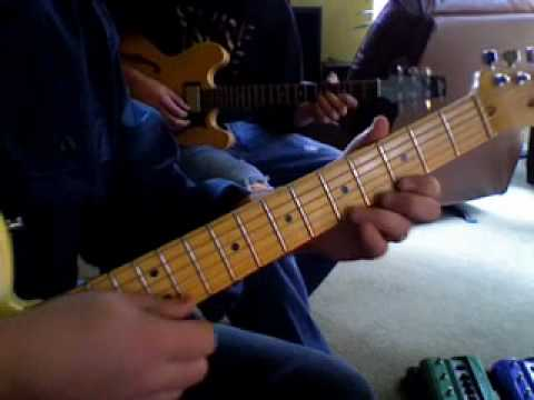 Blues Guitar Lessons : Blues Guitar Lead Solo Ideas - Blues Lick - Marty Schwartz