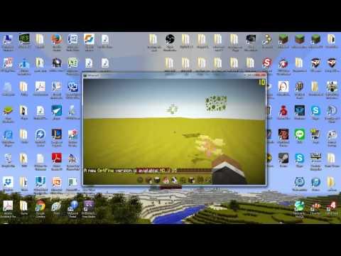สอนลง modภาพสวย minecraft 1.5.2