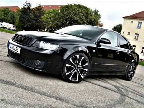 Audi A4 8e S Line Tuning Youtube