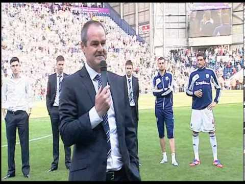 West Bromwich Albion 5 Manchester United 5: Clarke's Speech
