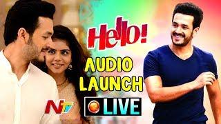 HELLO! Audio Launch || Akhil Akkineni, Kalyani Priyadarshan, Nagarjuna