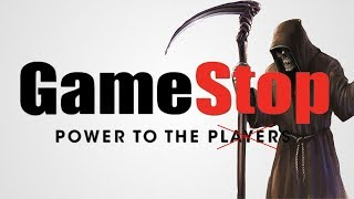 Gamestop Is Finally Dying