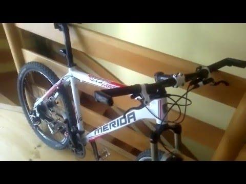 Merida Matts TFS 700d XC MTB Bike - Rower górski 2011 - 2012