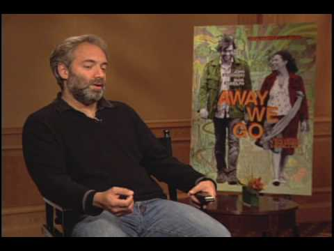 Full interview with Academy Award-winning director Sam Mendes
