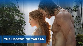 The Legend of Tarzan Trailer 2 | SinemaTV