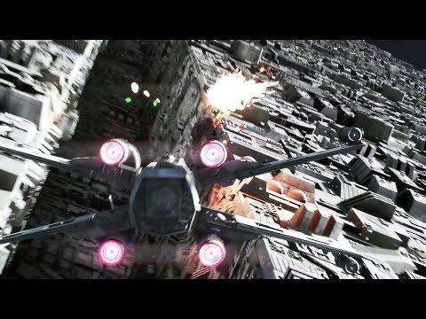 STAR WARS Battlefront - L'Étoile de la Mort Trailer VF