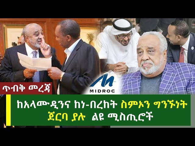 Ethiopia: Special Analysis On Bereket Simon And Al Amoudi
