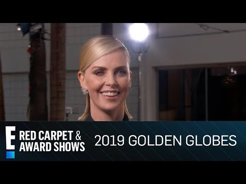 """Charlize Theron Challenges Emily Blunt to """"Meet in Back Alley"""" 