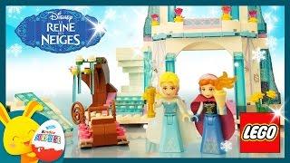 O - Reine des Neiges Palais de Glace -Jouets Disney Princesses -ounis