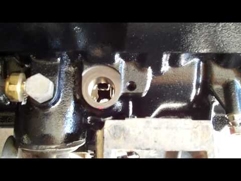 How to change your distributor style Camshaft position sensor on a Jeep or Ford