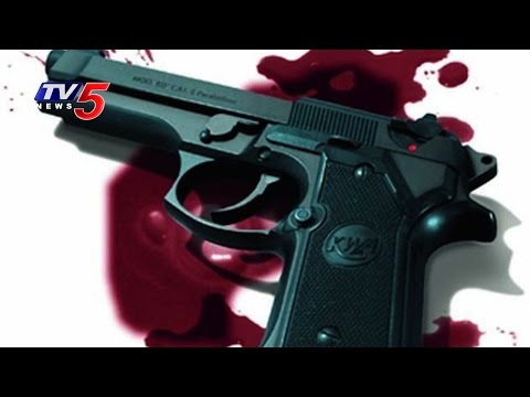 Gun Misfires, While Constable Trying to Take Photo : TV5 News