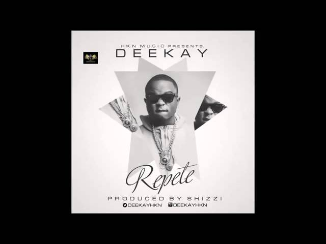 Deekay - Repete (Official Audio)