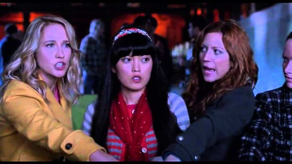 Pitch Perfect funny scenes Stacie (Alexis Knapp) - YouTube