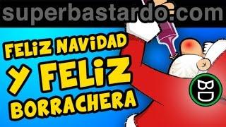 FELIZ NAVIDAD [Borrachera] Videos Divertidos - Mensaje Navidad | Postales. De Navidad |Tarjetas