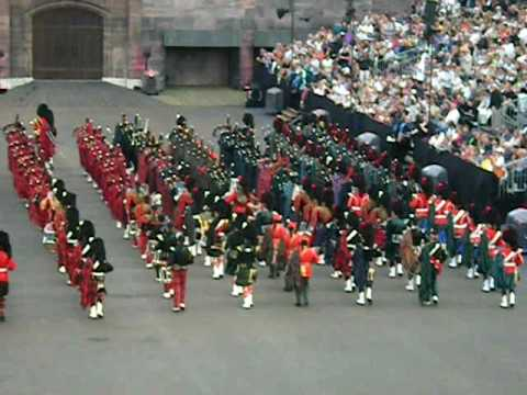 (Basel Tattoo 2009) Category: Travel & Events Length: 00:01:36.500