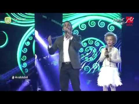 Arab Idol - محمد رشاد و سيال طويل غيرك ما بختار- الحلقات المباشرة video