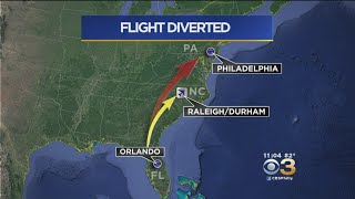 Spokesperson: Frontier Flight Bound For Philly Diverted Due To Odor In Cabin
