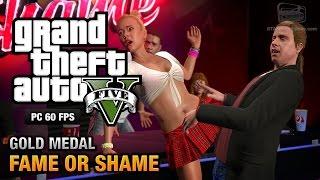GTA 5 PC - Mission #22 - Fame or Shame [Gold Medal Guide - 1080p 60fps]