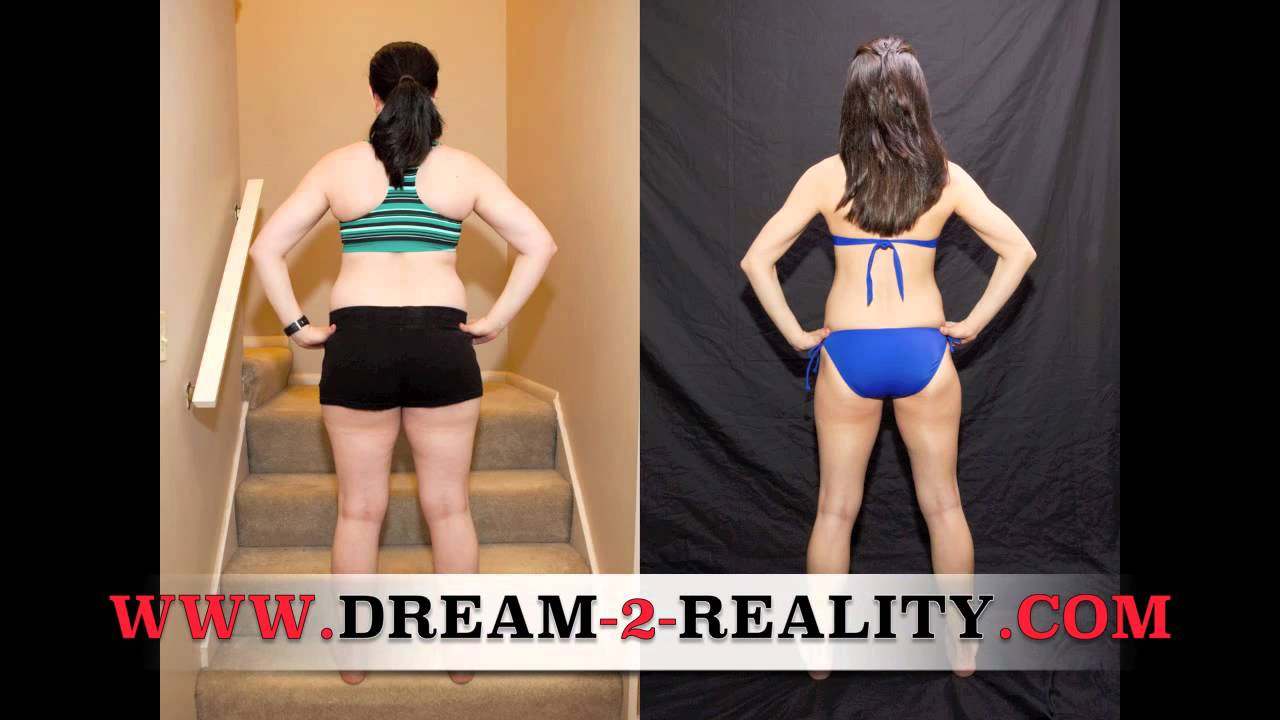 P90X Results Women - Tekoa's Power 90 and P90X Workout Transformation ...