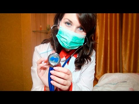 Doctor Role Play ASMR Medical Video