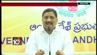 Minister Kalva Srinivasulu Serious On Jagan  Over Parakala Prabhakar Resignation   AP