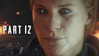 Call of Duty Black Ops 3 Walkthrough Gameplay Part 12 - Demon WIthin - Campaign Mission 8 (COD BO3)