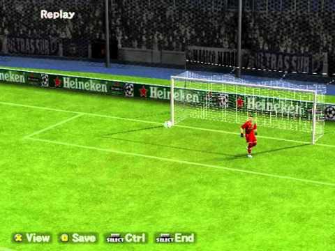 Pes 6 - Angel di Maria fantastic goal (r4z0r.mp3!)
