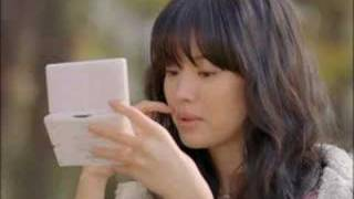 Song Hye Kyo - Nintendo DS CF longer version