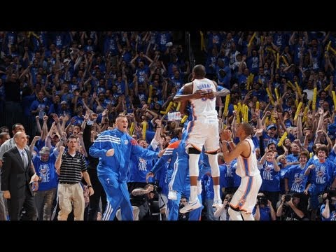 Durant`s Game Winner in OKC!