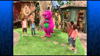 Barney A Counting We Will Go