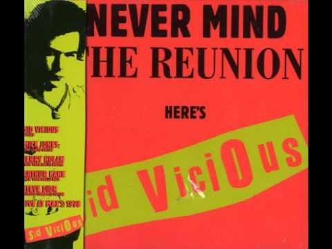 Sid Vicious - I Killed The Cat