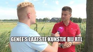 Genee's laatste kunstje bij RTL