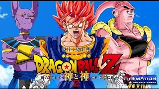 VEGITO RETURNS Dragon Ball Z: Battle of Gods 2 2015 Movie