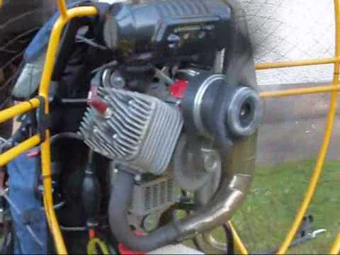 Paramotor DK Whisper paramotor