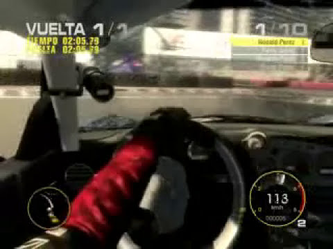Racer Drive GRID gameplay 9500gt 1gb