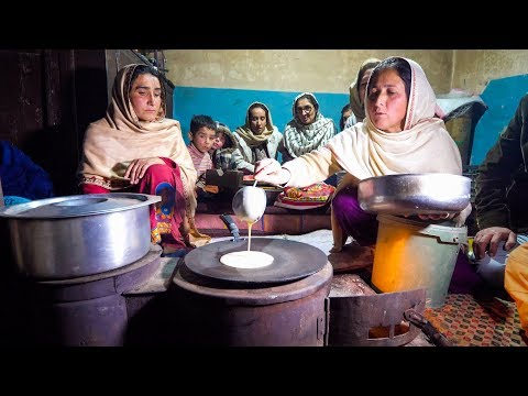 LONG LIFE FOOD in Hunza Valley - HEAVEN ON EARTH, Pakistan | Pakistani Food Tour! thumbnail