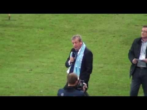 Roy Hodgson comes home to Malmö