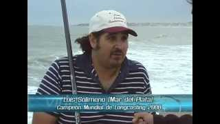 Especiales de Video Pesca 20 años - Luis Solimeno