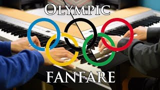 Olympic Fanfare And Theme Bugler 39 S Dream By John Williams Piano Duet