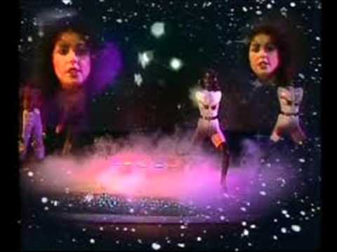 Sarah Brightman & Hot Gossip - I Lost My Heart To A Starship Trooper