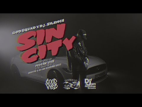 GODSQUAD x DJ.Silence - Sin City (Official Music Video)