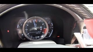 Lexus LFA - Test Drive